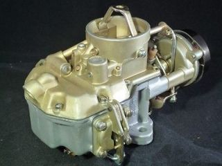 1965 1966 1967 1968 1969 FORD AUTOLITE 1100 CARBURETOR 6cyl. A/T #1221