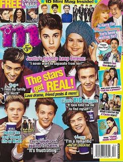 One Direction (1D), Big Time Rush   25 POSTERS/6 MEGAS   Jan./Feb