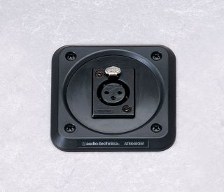 Audio Technica AT8646QM Shock Mount Plate with XLRF Connector