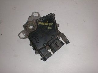 CHEVY CAVALIER AUTOMATIC TRANSMISSION NEUTRAL SWITCH RANGE SENSOR