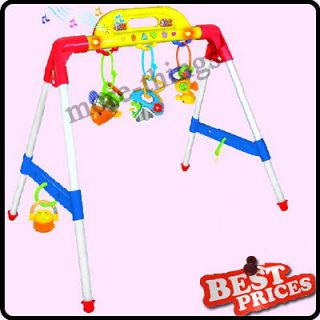 BABY EINSTEIN ACTIVITY PLAY GYM MUSICAL CENTER 8013