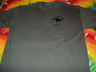 RARE NEW Neil Young & Crazy Horse Alchemy Concert Tour Crew Roadie T