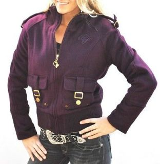 baby phat wool coat