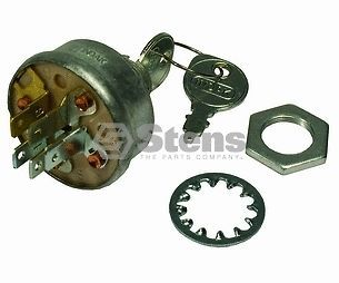 CRAFTSMAN RIDING LAWN MOWER IGNITION SWITCH 365402 STD