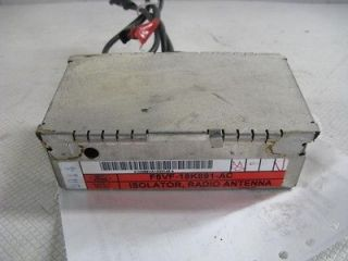 Newly listed 98 99 00 LINCOLN TOWN CAR ELECTRONIC PART RADIO ISOLATOR