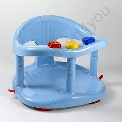 Baby Bath Tub Ring Seat New In Box by KETER   Blue or Green BEST