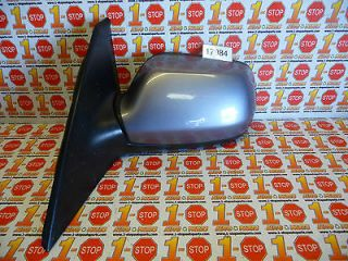 07 08 09 MAZDA 3 DRIVER/LEFT SIDE VIEW POWER MIRROR OEM