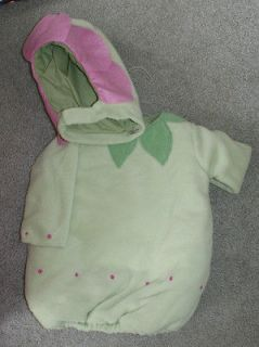 Pottery Barn Kids Halloween Baby Girls Flower Costume Sz 12 24 months