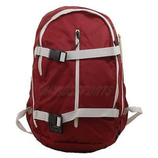 Nike SB Backpack Team Red Grey Mens Skate Boarding Bag 6.0 BA4586 677
