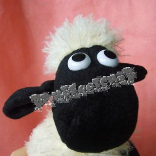 NEW CUDDY FOR SHAUN THE SHEEP Shaun PLUSH TOY DOLL 35cm SOFT BEST