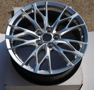 18 Lexus ISF Wheels Hyper Silver Rims Infiniti G35 G37 FX Coupe Sedan