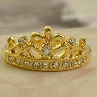gold baby ring in Rings