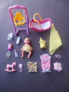 mattel barbie baby doll