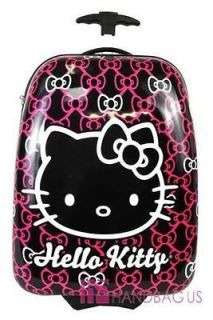 hello kitty rolling backpack