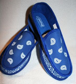 bandana shoes