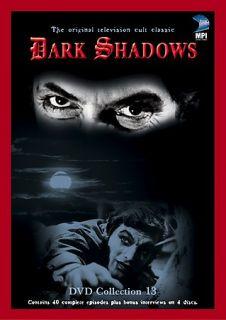 : DVD Collection 13, DVD, Jonathan Frid, Grayson Hall, Nancy Barrett