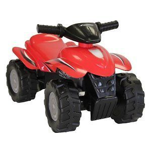 ATV Battery Powered Kids Power Wheels Four Wheeler JR Ride On Toy