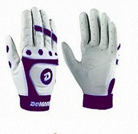 New Demarini CF3 Womens Batting Gloves Adult Large