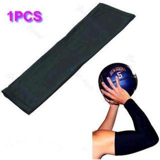 Arm Sleeve Cover UV Stretch Shooting Warmer Basketball Volleyball Bike
