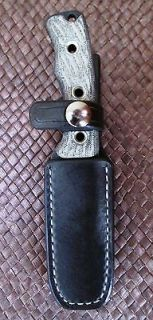 Swamp Rat   Rodent 3   Leather Sheath   Busse Kin