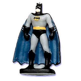 BATMAN Birthday Candle Cake Topper (Justice League) Decoration Party