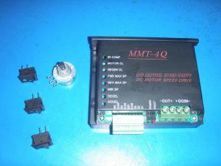 Dc motor speed control 30 amp 12 24 volt for 24 volt dc motor speed controller