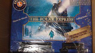 LIONEL O SCALE POLAR EXPRESS TRAIN SET #LNL 631960 NEW READY TO RUN