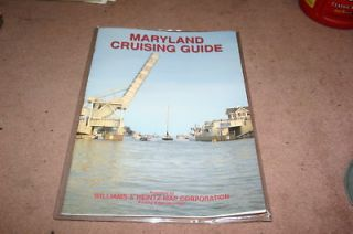 Maryland Cruising Guide Chesapeake Bay Boating Guide & Chart Book