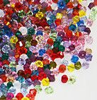 NEW 50 GENUINE AUTHENTIC REAL SWAROVSKI CRYSTAL BICONE BEADS COLOR MIX
