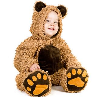 Child Halloween Teddy Bear Costume