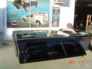 Fiberglass Camper Shell Truck Cap Topper Canopy