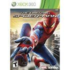 THE AMAZING SPIDER MAN SPIDERMAN SPIDERMEN MEN XBOX 360 BRAND NEW