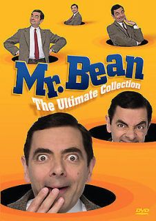 MR. BEAN THE ULTIMATE COLLECTION   NEW DVD BOXSET