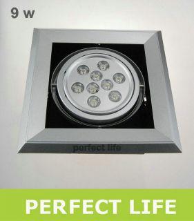 Saving High Quality Aluminum Bright light LED Bean Pot Lamp gv 120