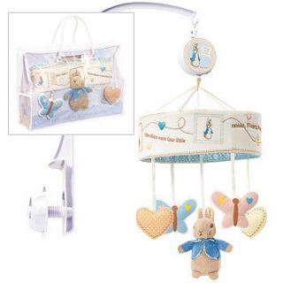Beatrix Potter Peter Rabbit Musical Mobile