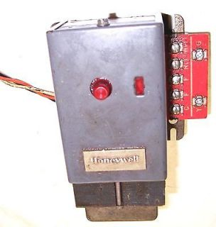 Fuel Oil Furnace Honeywell Protecto Relay   Transformer   R8184M 1002