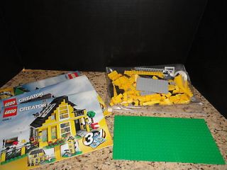 LEGO 4996 BEACH HOUSE CREATOR INSTRUCTION MANUALS