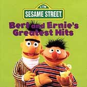 Bert & Ernies Greatest Hits by Sesame Street (CD, Feb 1996, Sony
