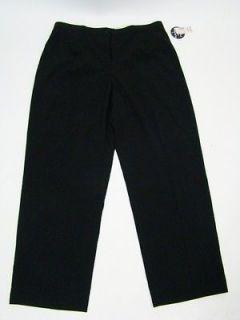 Newly listed NEW DRESSBARN Black Tummy Control Trouser Leg Dress Suit