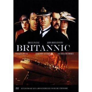 Britannic NEW PAL Cult DVD Bruce Payne Amanda Ryan