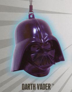 LOWEST PRICE* Star Wars Bell Mascot Phone Strap Figure (Darth Vader