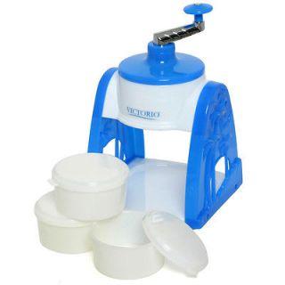 Victorio� Hand Crank Snow Cone Maker