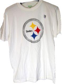 Reebok Pittsburgh Steelers Tee Shirt XL