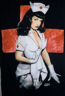 bettie page in Mens Clothing