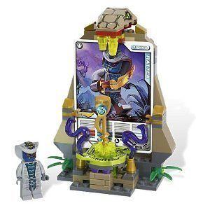 LEGO Ninjago Set #850445 Character Card Shrine Includes 3D Battle