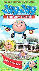 Jet Plane   Fun to Learn [VHS] by Mary Kay Bergman, Jennifer Delora