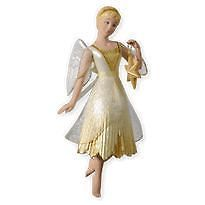 NEW 2010 HALLMARK ORNAMENT THE WONDER OF CHRISTMAS HOLIDAY ANGEL
