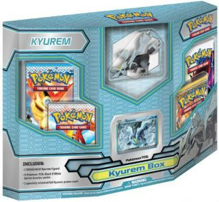 pokemon black and white cards kyurem