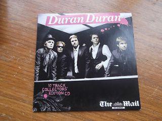 Duran Duran   10 Track Collectors Edition CD   New UK Promo