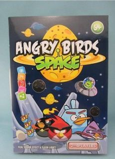 Real Music Sound Effect Catapult Angry Birds Space game set
